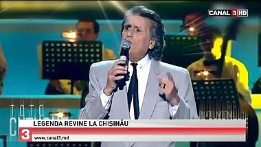 Un show incendiar pe ritmuri italiene vă aşteaptă, în capitală, pe 15 octombrie