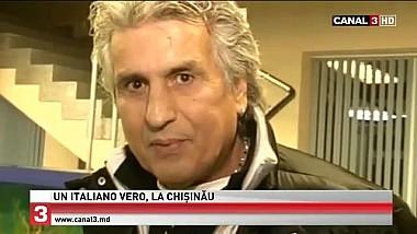 Legenda muzicii italiene, îndrăgitul interpret Toto Cutugno a sosit la Chişinău