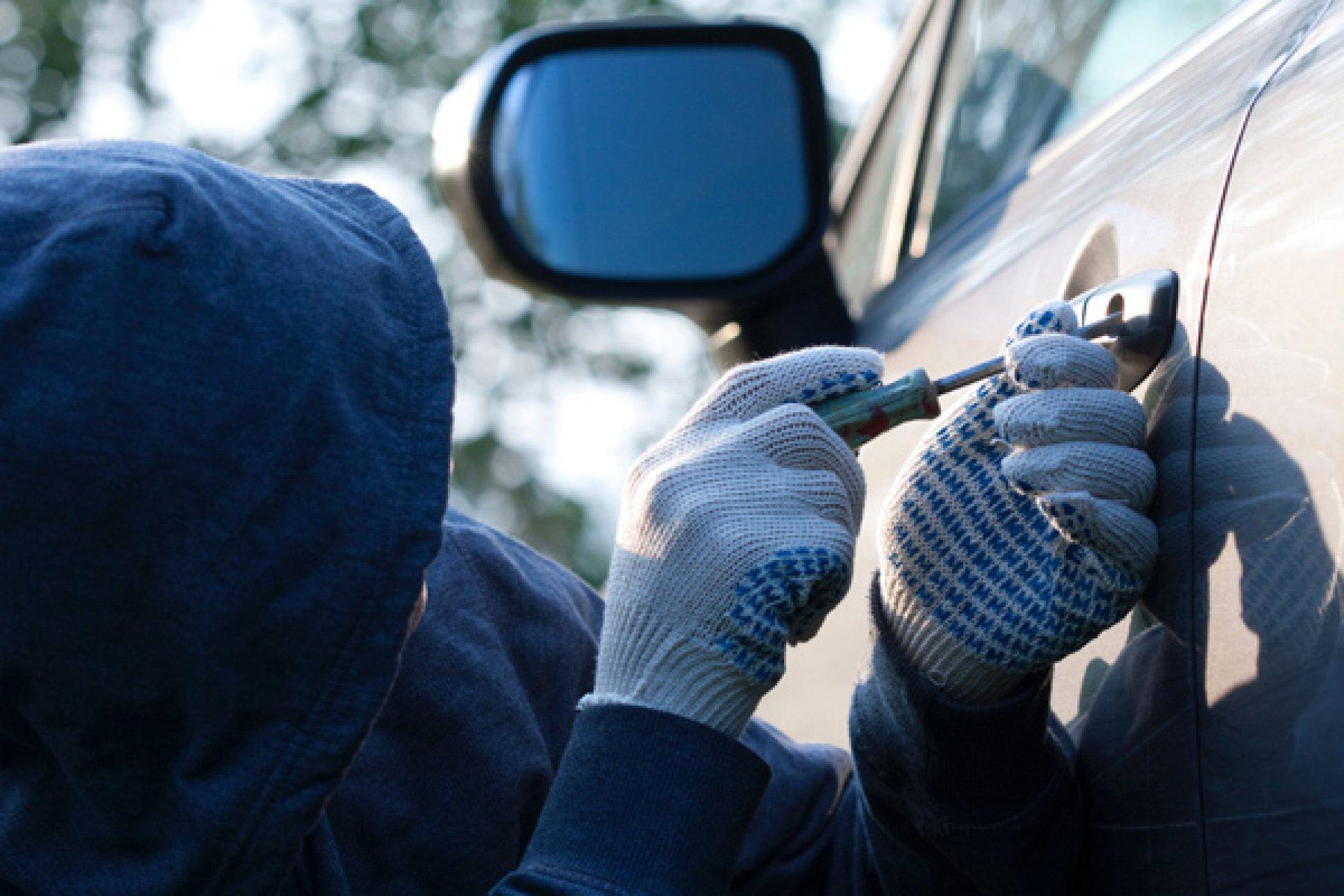 Меры профилактики краж из автомобиля