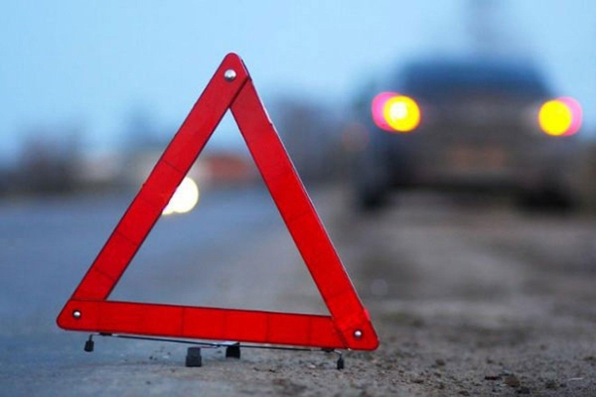 Под Курском в ДТП с тремя автомобилями пострадал пенсионер