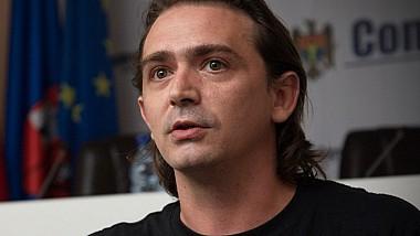 Regizorul moldovean, Igor Cobîleanschi filmează o comedie