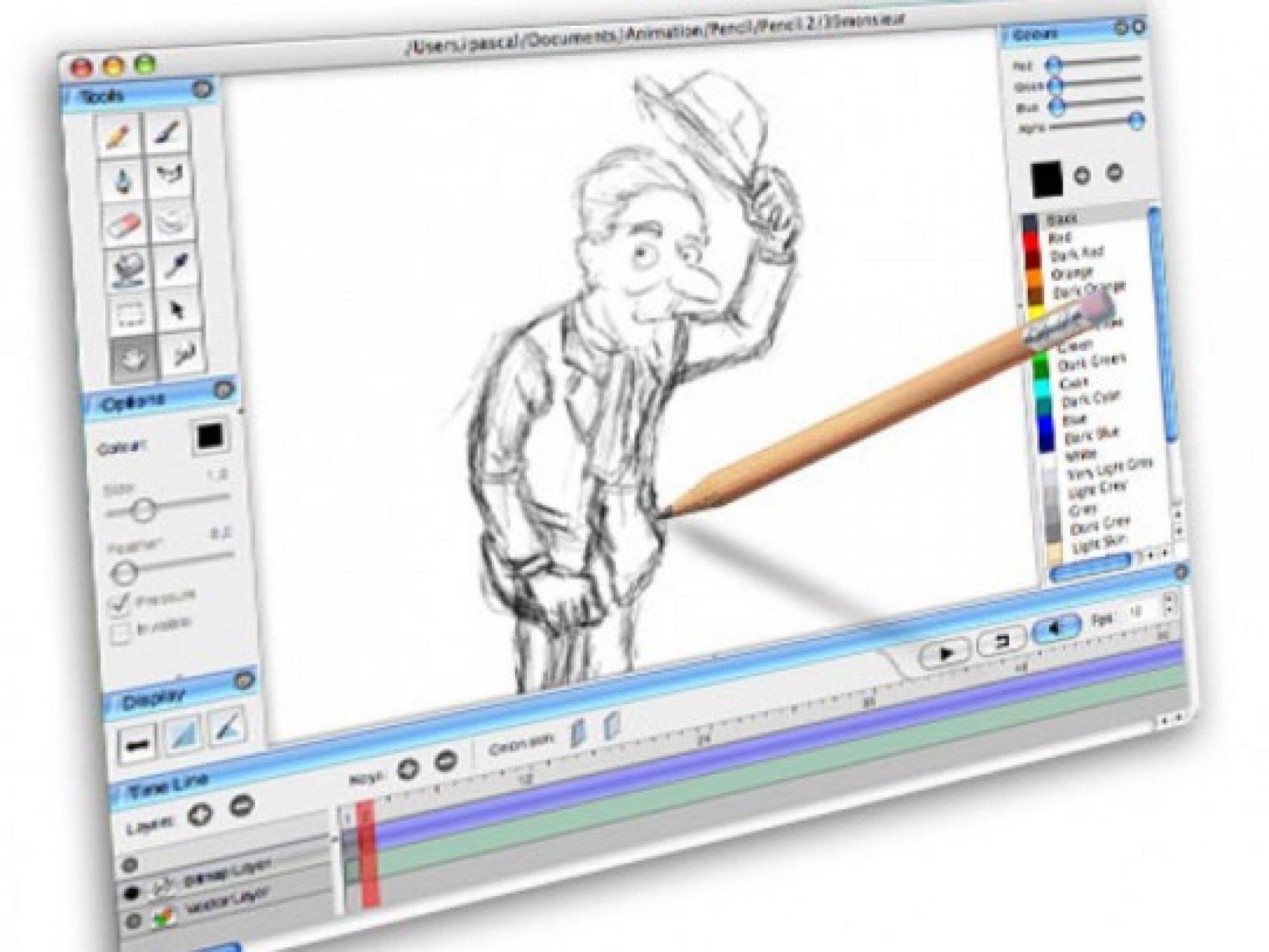 Поздравление, как создать анимацию две картинки