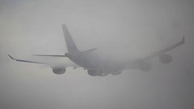 Imagini incredibile surprinse pe aeroportul londonez Gatwick