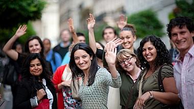 10 молодых людей выиграли в международном конкурсе и получили возможность продолжить учебу в университетах Германии