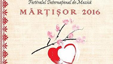 """Festivalul Internaţional """"Mărţişor"""" 2016. Primăvara vine pe ritmuri muzicale"""