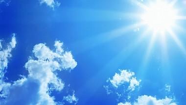 Vreme frumoasă de sărbători. Câte grade vor indica termometrele