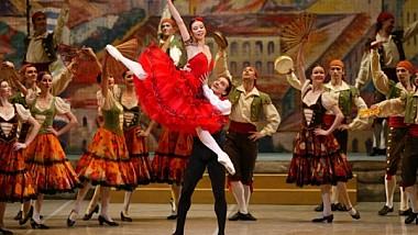 """""""Don Quijote"""" revine pe scena Teatrului de Operă şi Balet """"Maria Bieşu"""""""