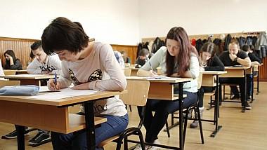 Peste 15 mii de absolvenți au stat cu sufletul la gură. Junii au susţinut examenul de Bacalaureat, limba de instruire