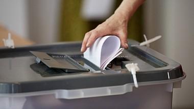 Alegerile locale în municipiul Chişinău. PREZENŢA LA URNELE DE VOT