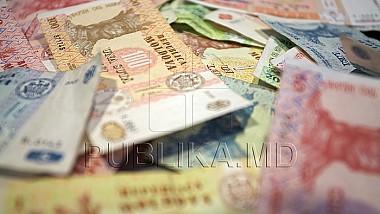 Граждане Молдовы тратят почти столько же, сколько зарабатывают