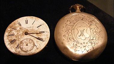 Ceasul de buzunar al lui Mihai Eminescu, scos la licitaţie