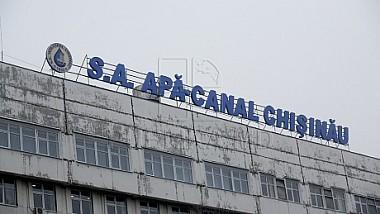 Tentativă de jaf la Departamentul de Mentenanţă a întreprinderii Apă-Canal Chişinău