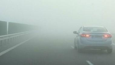 Trafic dificil din cauza ceții. Inspectorii de patrulare recomandă șoferilor să fie mai prudenți în aceste condiții