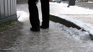 """Dezastru total în """"Capitala Nordului"""", după ninsorile de acum câteva zile"""