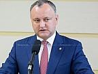 Igor Dodon cheamă la consultări partidele cu cele mai multe mandate de deputat