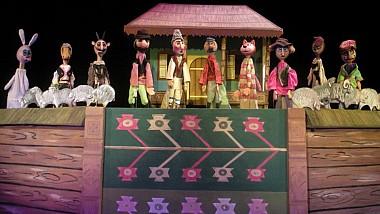 Teatrul de păpuşi - o lume magică
