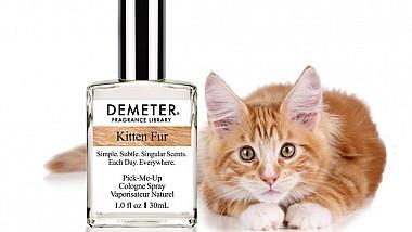Inedit! Parfum cu miros de blană de pisică