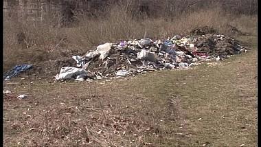 Mormane de gunoi sufocă unul din cele mai vechi parcuri din Bălți