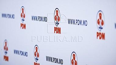În cadrul şedinţei Partidului Democrat s-a discutat despre limba română