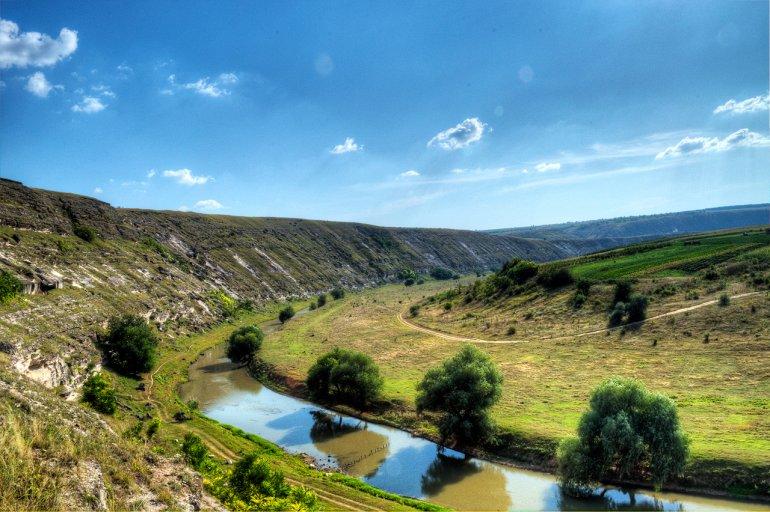 Zece locuri de vizitat în Republica Moldova