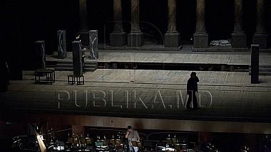 """""""Macbeth"""", premieră la Chişinău"""