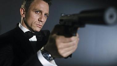 Noul James Bond este... vechi. Daniel Craig va fi pentru a cincea oară agent 007
