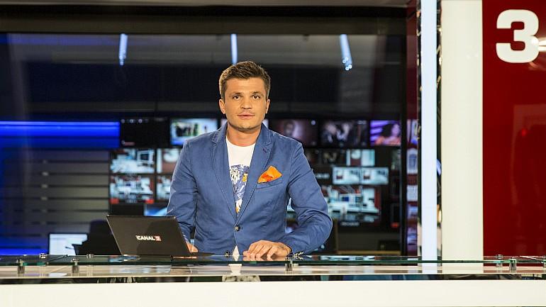 Știrile Canal 3, 11.00 - 24.05.2018