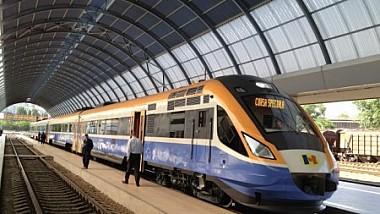 Biletele la tren pentru mai multe curse internaționale, mai ieftine