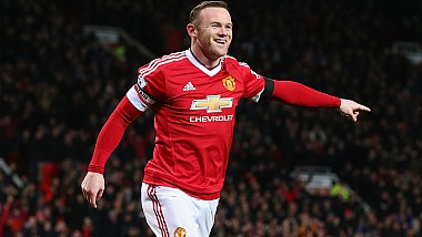 Wayne Rooney se află la a doua tinereţe