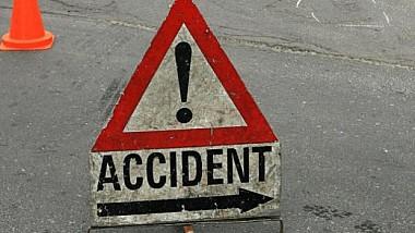 Accident în Capitală cu doi răniţi