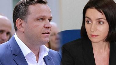 Sandu şi Năstase: Tactica struţului. Liderul PAS şi preşedintele PPDA susţin că nu poartă nicio răspundere pentru agresarea artiştilor ambulanţi din centrul Capitalei