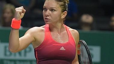 Simona Halep s-a calificat cu emoţii în turul secund la turneul de Mare Şlem de la Roland Garros