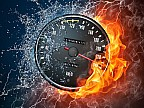 Румыния: прокатился с ветерком. Автолюбитель разогнался до 276 км в час