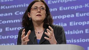 Comisarul European pentru Comerţ: Prima tranşă a asistenţei financiare oferite de UE va fi livrată în termenul stabilit