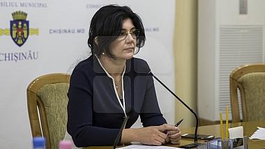 Silvia Radu a împlinit o sută de zile de când ocupă funcţia de primar interimar al Chişinăului