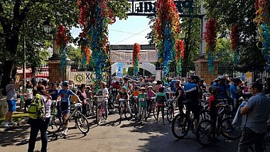 Primul Mondial de ciclism urban în China
