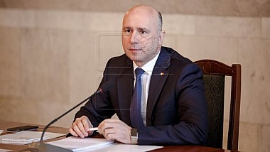 Premierul Pavel Filip va participa la Forumul de Securitate de la Kiev