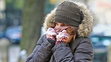 Revine frigul. Temperaturile vor scădea brusc până la minus 13 grade