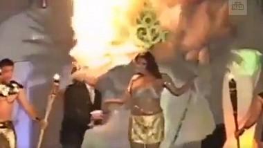 Scene incendiare pe podiumul unui concurs de frumusețe din El Salvador