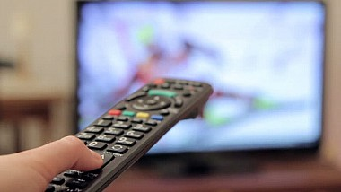 În Republica Autonomă Osetia de Nord, localnicilor le-a fost adus un televizor, pentru a urmări festinul fotbalistic din Rusia