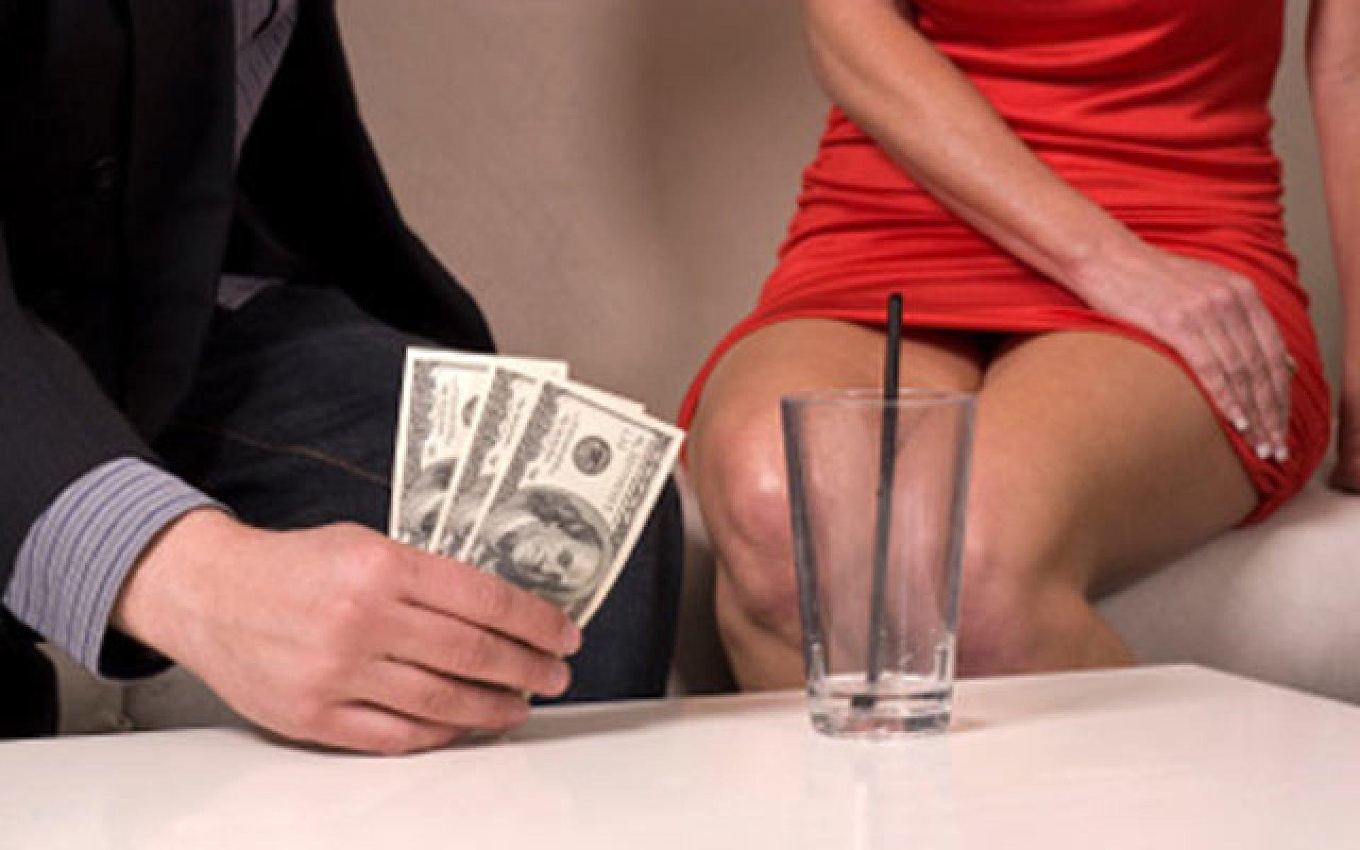 Почему мужчины ходят по проституткам