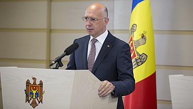 Pavel Filip: Aprobarea rezoluţiei privind retragerea trupelor ruse de pe teritoriul Republicii Moldova reprezintă o victorie pentru cei care ţin la independenţa şi integritatea țării noatre