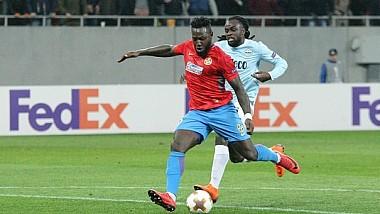 FCSB a fost umilită de Lazio cu scorul de 1-5