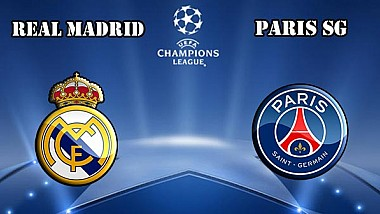 Duelul granzilor: Real Madrid - PSG