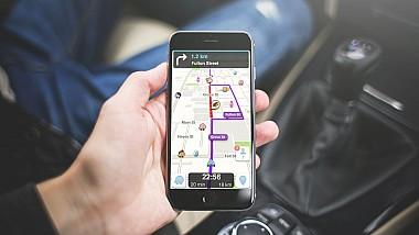 Aplicație specială pentru șoferi. Programul Waze le va permite participanţilor în trafic să se informeze în timp real despre ambuteiajele din Capitală
