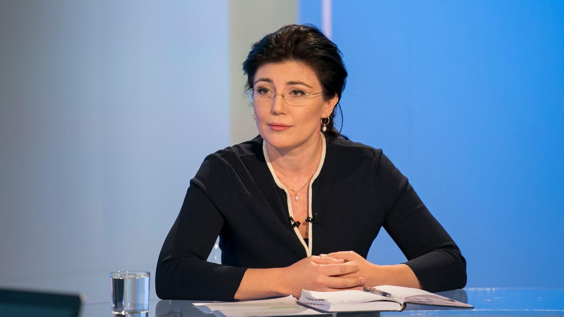 Сильвия Раду: Я очень хорошо подумаю, прежде чем согласиться на возможную должность премьер-министра