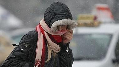 Meteorologii anunţă cod galben de schimbare bruscă a vremii