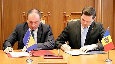 Întrevedere Ulianovschi-Crnadak. Moldova va coopera cu Bosnia şi Herţegovina în domeniul integrării europene