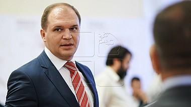 Ion Ceban, candidatul PSRM la funcția de primar general al Capitalei. Consilierul municipal a fost susținut unanim de către colegii de partid