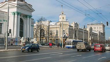 Primii pretendenţi la fotoliul de primar al Capitalei au fost înregistrați oficial de către Consiliul Electoral de Circumscripție
